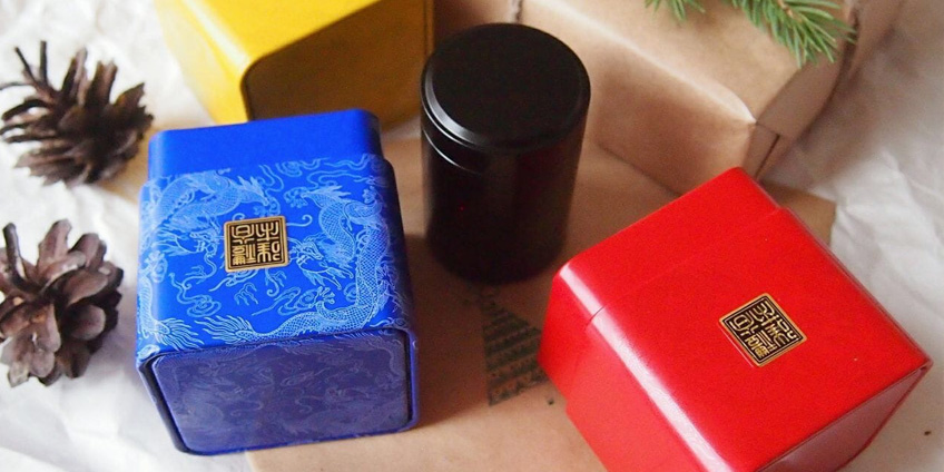 Зимние новинки, праздничный чай, новогодние подарки