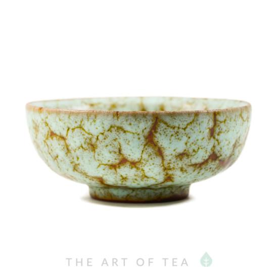 Пиала Тайваньский стиль #348, керамика, 85 мл