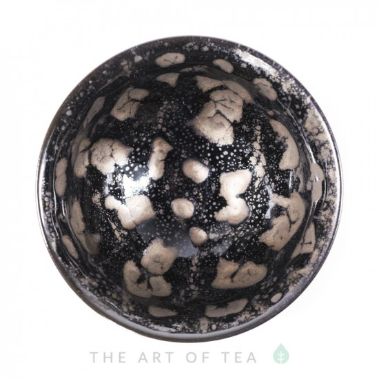 Пиала Леопард 356, глина, глазурь, 140 мл