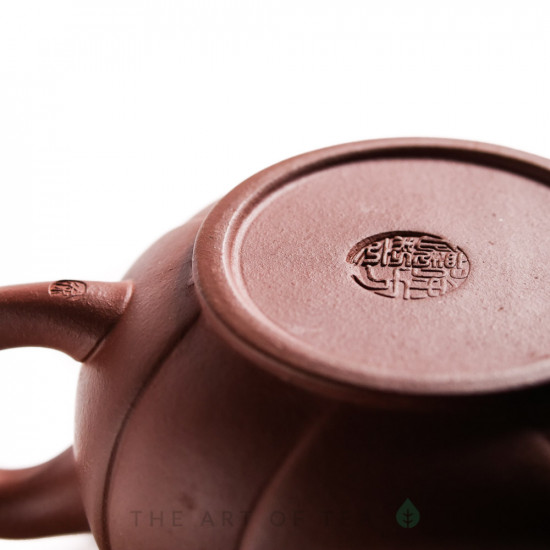 Чайник из исинской глины т358, 245 мл