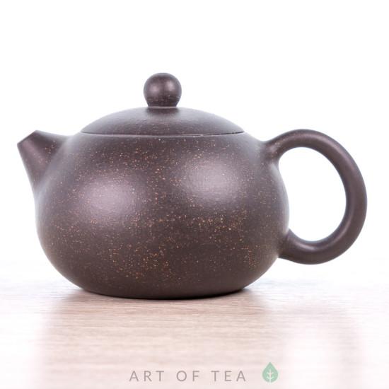 Чайник из исинской глины т631, 210 мл