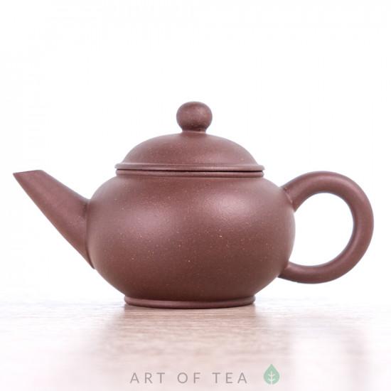 Чайник из исинской глины т633, 85 мл