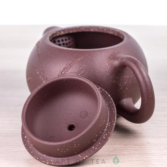 Чайник из исинской глины т507, 130 мл