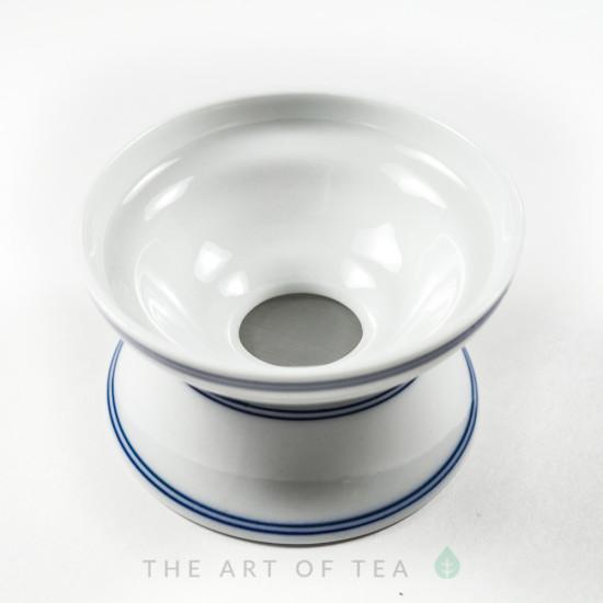 Набор посуды s48, Синий круг, 9 предметов