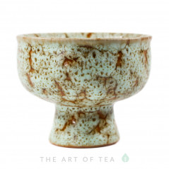 Пиала Тайваньский стиль #349, керамика, 70 мл
