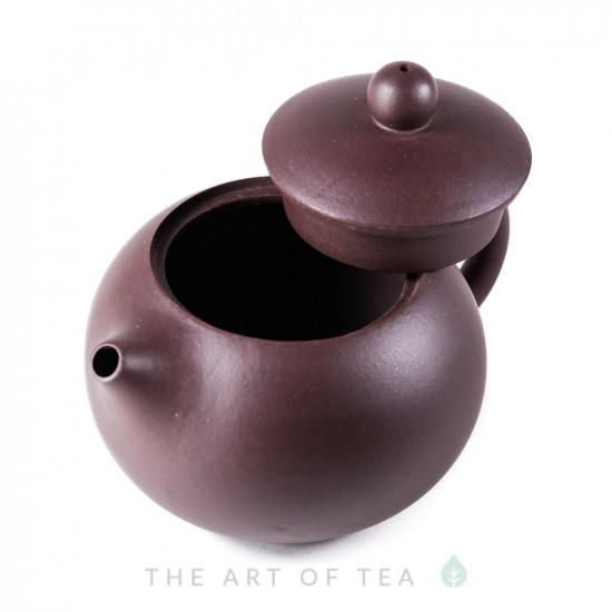 Чайник из исинской глины т313, 200 мл