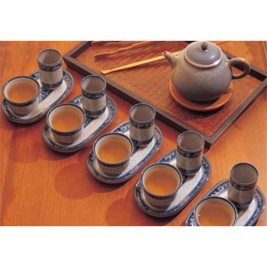 Гун Фу Ча - церемония с чайными парами для детального знакомства с ароматом и вкусом чая