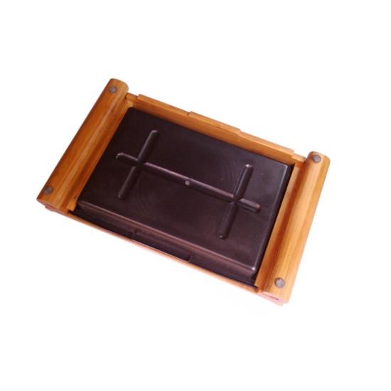 Чабань (чайная доска) #1, бамбук 38*22 см