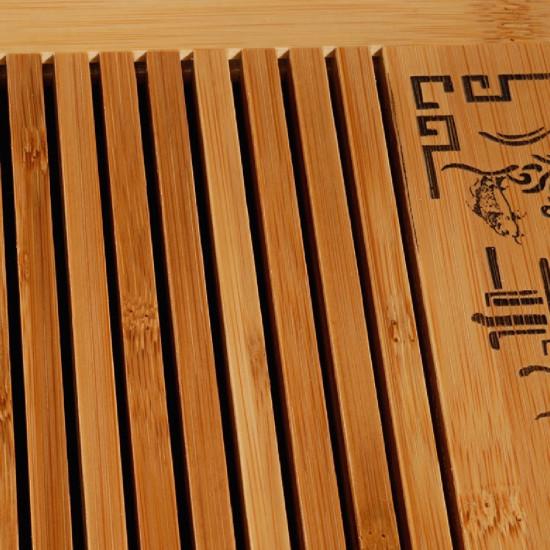 Чабань (чайная доска) #4, бамбук
