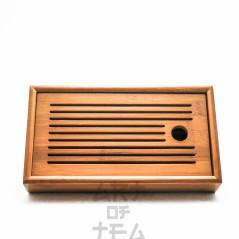 Чабань #9 мини, бамбук, 18*9*4 см