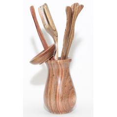 Инструменты для чайной церемонии #4, дерево