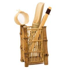 Инструменты для чайной церемонии #5, бамбук