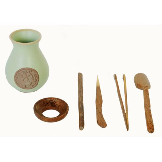 Инструменты для чайной церемонии, Жу Яо