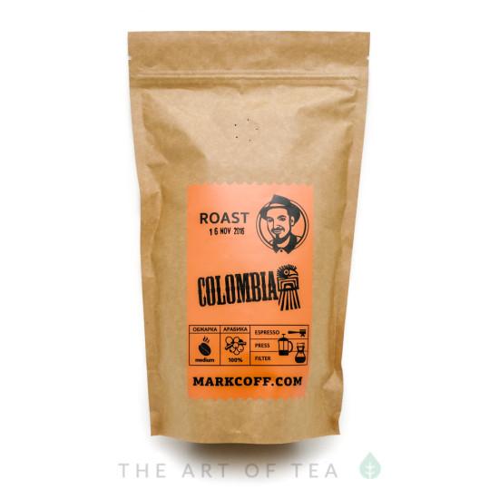 """Кофе зерновой """"Колумбия"""", 250 гр"""