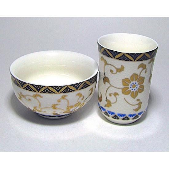 "Чайная пара ""Золотой Цветок"", Тайвань, 60 мл"