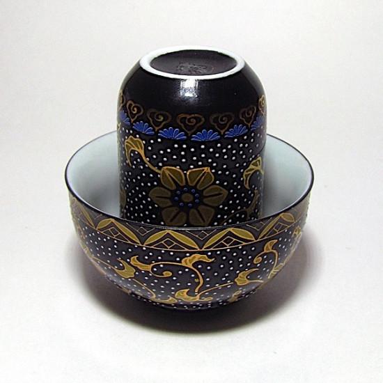 """Чайная пара """"Черное Золото"""", Тайвань, 60 мл"""