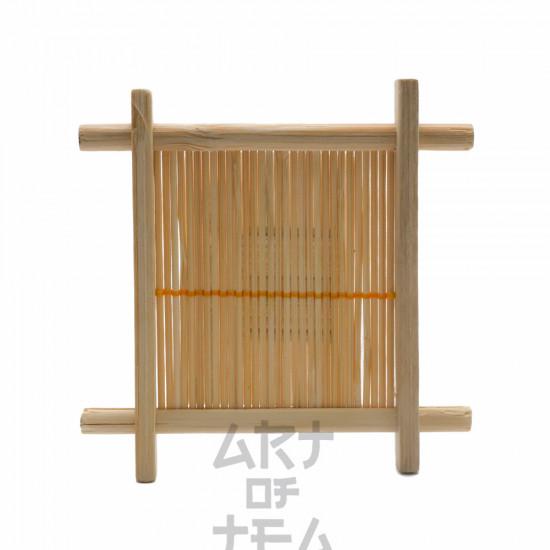 Подставка под пиалу, бамбук