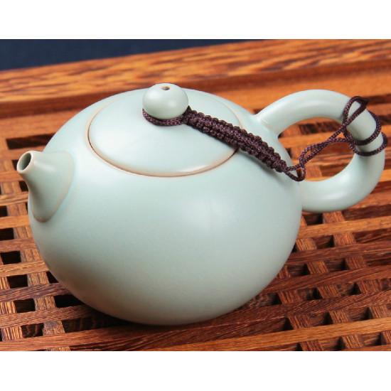 """Чайник """"Си Ши"""", фарфор Жу Яо, 170 мл"""