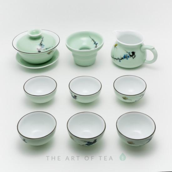 Набор для чайной церемонии s3, 9 предметов