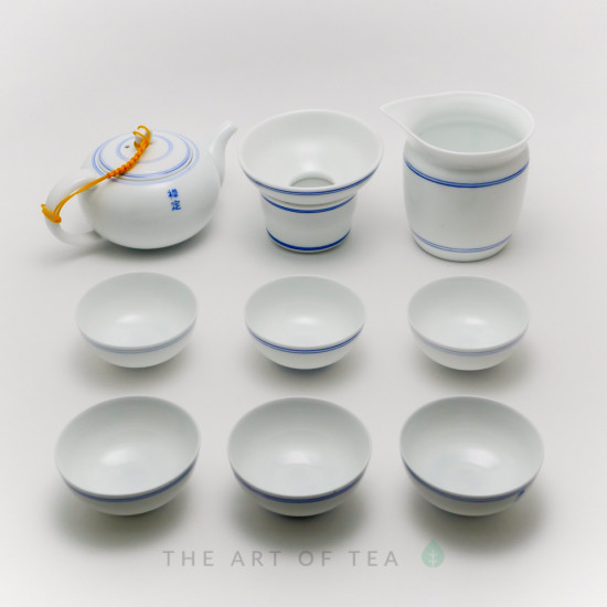 Набор для чайной церемонии s4, 9 предметов