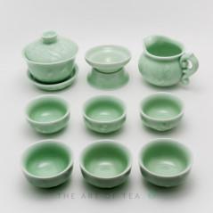 Набор для чайной церемонии s6, 9 предметов