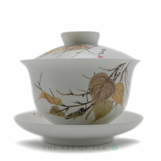 Набор для чайной церемонии s7, Осенний Лист, 8 предметов