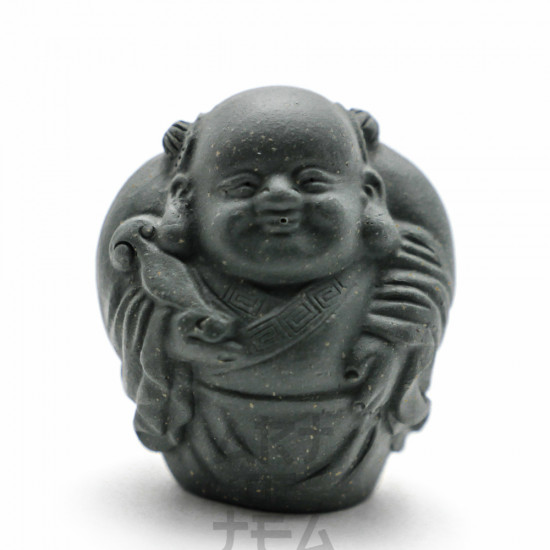 Чайная фигурка Старец, глина