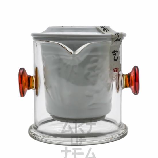 Колба для заваривания чая, низкая, 150 мл