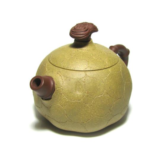 Чайник из исинской глины т21, 130 мл