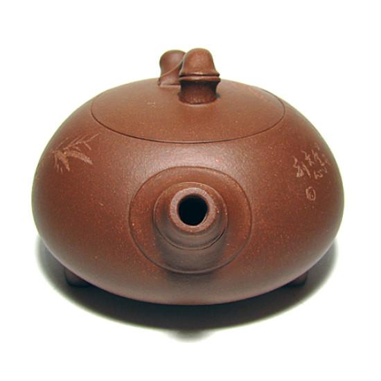 Чайник из исинской глины т6, 155 мл