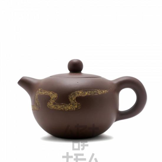 Чайник из исинской глины т54, 150 мл
