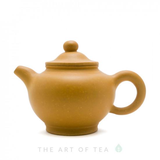 Чайник из исинской глины т71, 170 мл