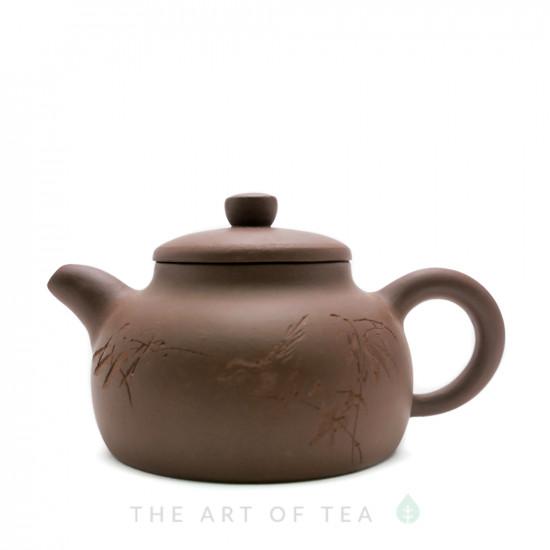 Чайник из исинской глины т73, 135 мл