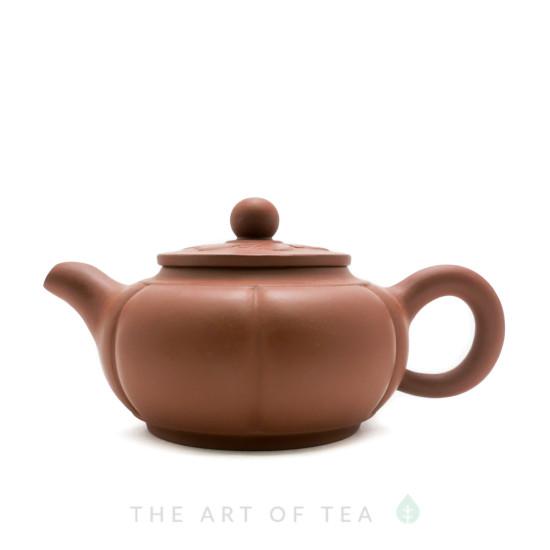 Чайник из исинской глины т75, 155 мл