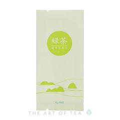 Пакет для чая малый, зеленый, 5*11 см