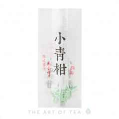 Пакет для чая малый, крафт белый, 5*11 см
