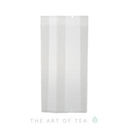 Пакет для чая малый, прозрачный, 5*10 см
