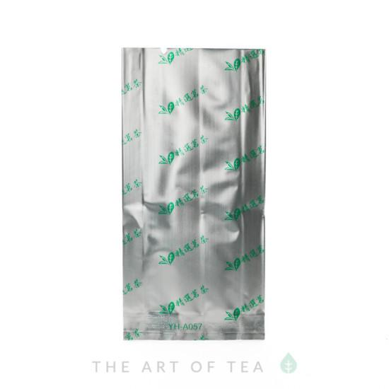Пакет для чая малый, серебристый, 5*10 см