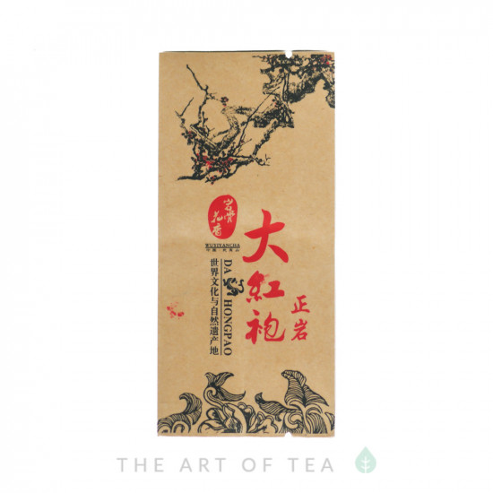 Пакет Дахунпао малый, крафт-фольга, 5,5*12,5 см