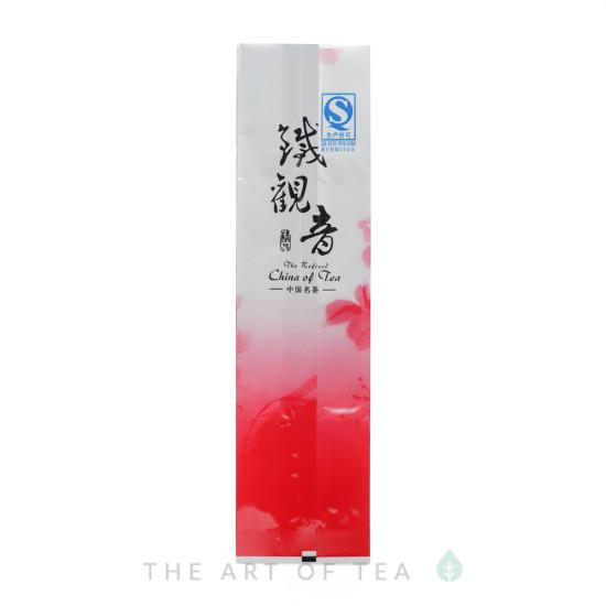 Пакет China of Tea, красный, 6*23 см