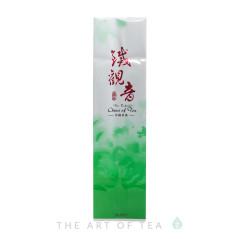 Пакет China of Tea, зеленый, 6*23 см