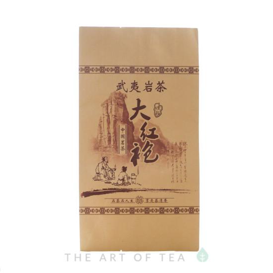 Пакет для чая большой, крафт-фольга, 17,5*33 см