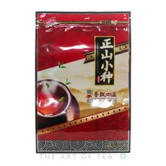 Пакет зип, красный, 18*27 см