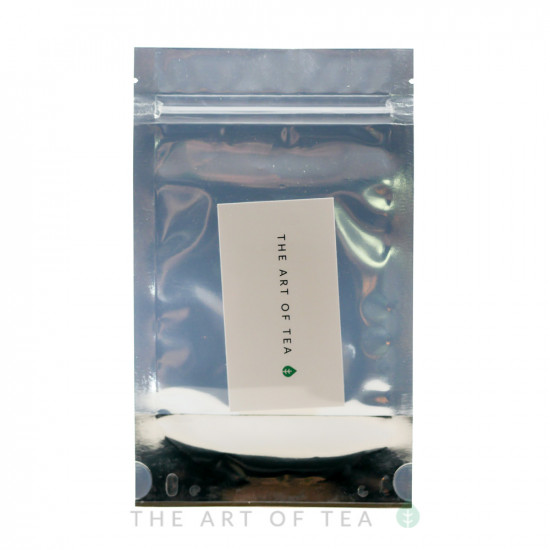 Пакет зип с окошком, фольгированный, 12*20 см
