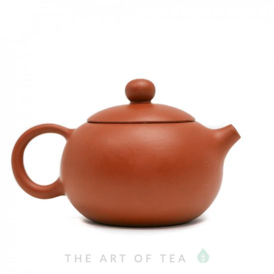 Чайник из исинской глины т341, 75 мл