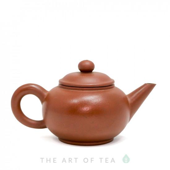 Чайник из исинской глины т83, 95 мл.