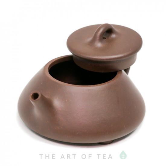 Чайник из исинской глины т90, 100 мл