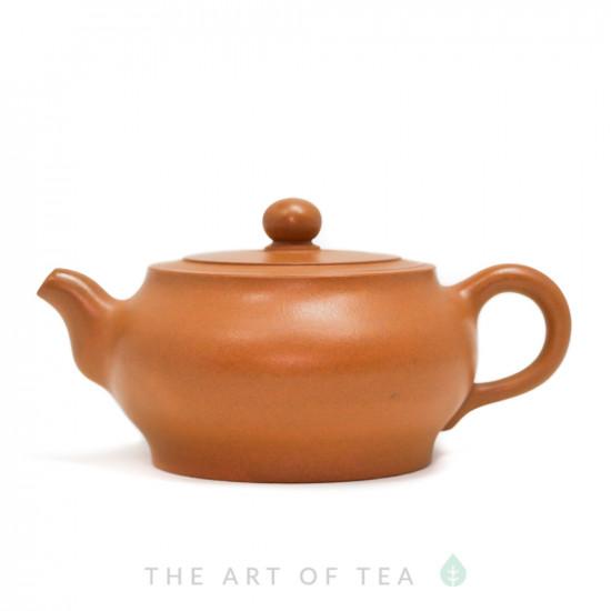 Чайник из исинской глины т91, 215 мл