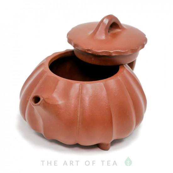 Чайник из исинской глины т84, 230 мл