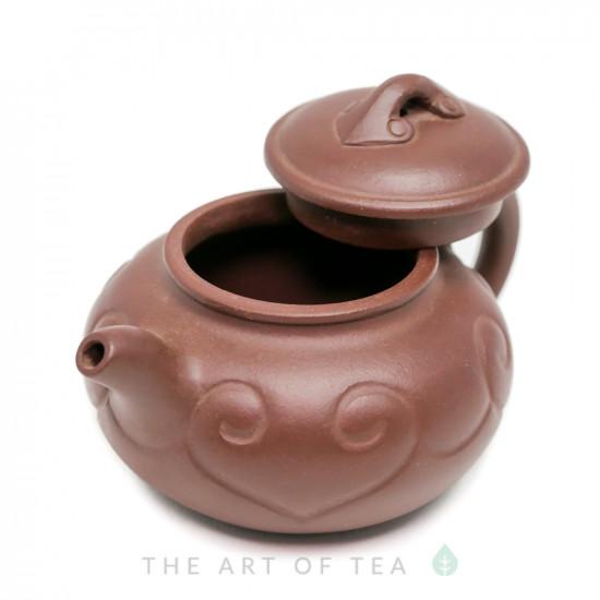 Чайник из исинской глины т92, 125 мл